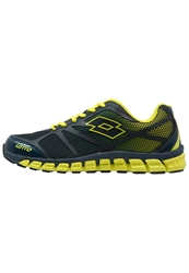 Lotto X Ride Cushioned Running Shoes Aviator Green Dark Gray
