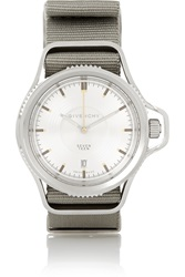 Givenchy Seventeen Convertible Stainless Steel Watch