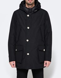 Woolrich Arctic Parka Nf In New Black