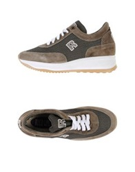 Ruco Line Low Tops And Trainers Khaki
