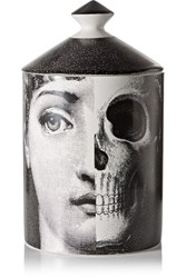Fornasetti R.I.P Scented Candle White