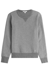 Burberry Brit Cotton Sweatshirt Grey