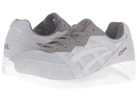 Onitsuka Tiger By Asics Gel Lique Light Grey Light Grey Athletic Shoes Gray