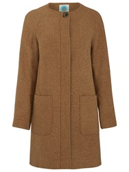 White Stuff Honeyguide Hill Coat Camel