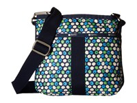 Le Sport Sac Essential Crossbody Travel Daisy Cross Body Handbags Blue