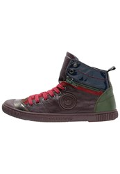 Pataugas Banjou Hightop Trainers Multicolor Multicoloured