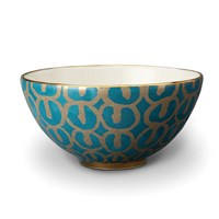 L'objet Fortuny Cereal Bowl Ashanti Teal