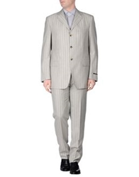 Pull Pal Zileri Suits Light Grey