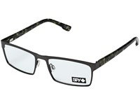 Spy Optic Keaton Gunmetal Army Camo Tort Fashion Sunglasses Clear
