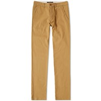 Freemans Sporting Club Winchester Classic Chino Brown