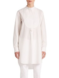 Apiece Apart Samara Cotton Tunic White