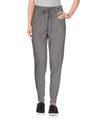Red Soul Trousers Casual Trousers Women Grey