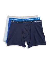 Michael Kors Three Pack Cotton Boxer Briefs Harmony