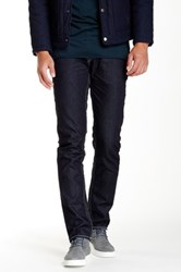 True Religion Flap Pocket Skinny Jean Blue