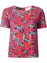 Andrea Incontri Floral Top Multicolour