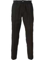Soulland 'Detroit' Trousers Black