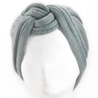 Emmelab Twist Headband Light Blue