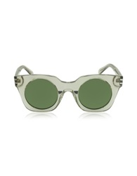 Marc Jacobs Mj 532 S Circle In A Square Acetate Sunglasses