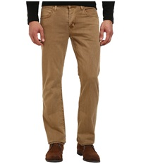 Hudson Byron Straight In Raw Umber Raw Umber Men's Jeans Brown