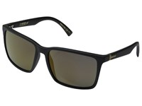 Von Zipper Lesmore Polar Black Satin Gold Glo Polar Sport Sunglasses