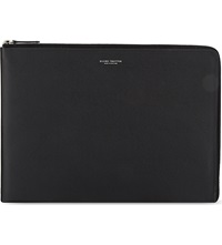 Globe Trotter Jet Collection A4 Document Holder Black