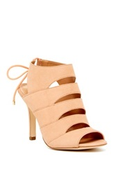 Ciao Bella Bradley Heel Sandal Orange