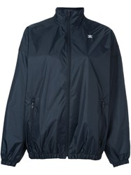 Adidas Originals Hyke Windbreaker Jacket Blue
