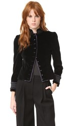 Marc Jacobs Victorian Jacket Black