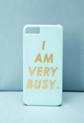 Forever 21 Ban.Do Busy Iphone 5 Case