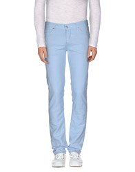 Roy Rogers Roy Roger's Trousers Casual Trousers Men Sky Blue