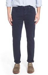 Men's Hudson Jeans 'Byron' Slim Straight Leg Pants Covert Blue