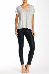 Joie Mid Rise Skinny Jean Green