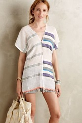 Anthropologie Nunu Cover Up Lilac