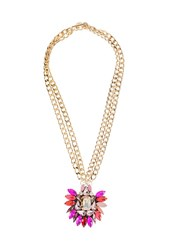 Maiocci Collection Mauka Pink Hand Made Necklace