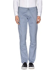 Nn.07 Nn07 Trousers Casual Trousers Men Sky Blue