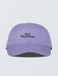Huf Domestic Worldwide Curve Brim Hat