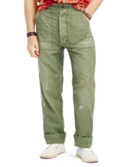 Denim And Supply Ralph Lauren Relaxed Fit Jeans Green