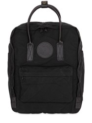 Fjall Raven 16L Kanken N2 Backpack W Leather Details