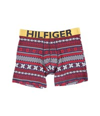 Tommy Hilfiger Bold Metallic Boxer Brief Hearth Men's Underwear Orange