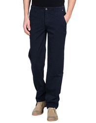 Woolrich Trousers Casual Trousers Men Dark Blue