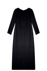 The Row Amrol Dress Black