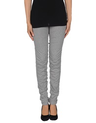 Patrizia Pepe Love Sport Leggings Grey