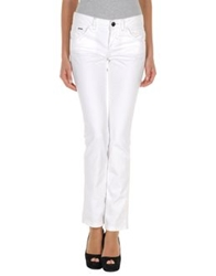 Dek'her Casual Pants White
