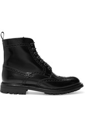 Church's Angelina Glossed Leather Boots Black