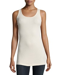 Xcvi Thin Strap Cotton Tank