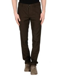 Pence Casual Pants Dark Brown