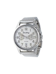 Breitling 'Transocean 1915' Analogue Watch White