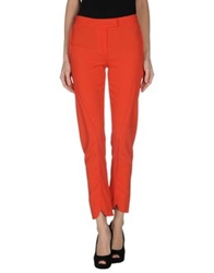 Matthew Williamson Casual Pants Red