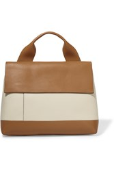 Marni City Pod Two Tone Leather Tote