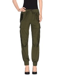 Polo Ralph Lauren Trousers Casual Trousers Women Military Green